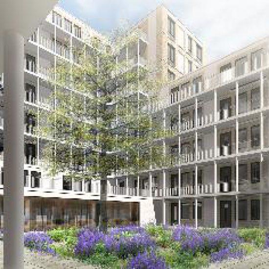 Appartementen Square te Amsterdam